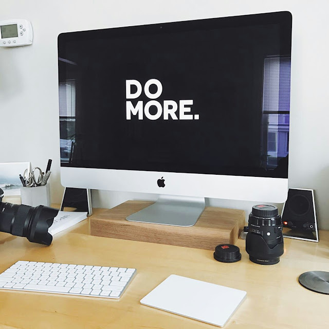 Productividad: Do more.