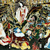 Amaterasu, Adik Susanoo dan Tsukuyomi, Putri Izanami dan Izanagi