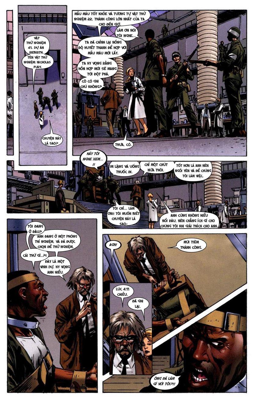 Ultimate Origin chap 1 trang 14