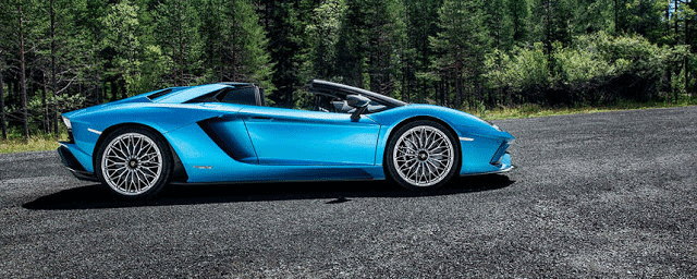 Lamborghini-Aventador-S-Roadster Review
