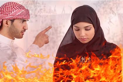 Inilah 26 Dosa Istri Terhadap Suami, Nomor 17 Paling Sering Di Lakukan