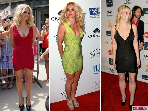 Dep Knows Best Celebs Love Herve Leger Mini Dresses