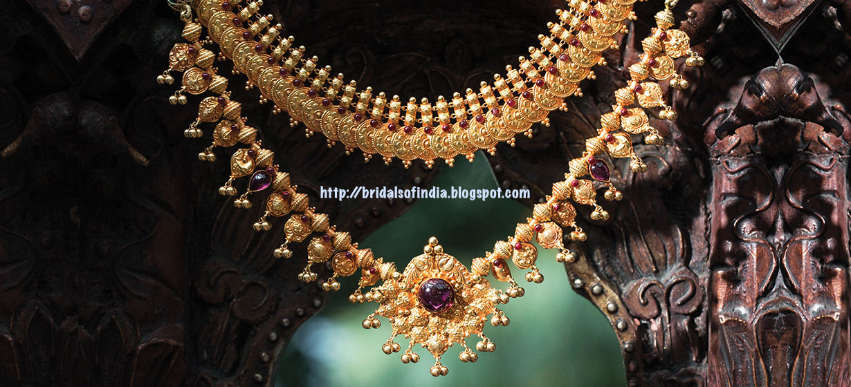 Fashion world: Tanishq Maharashtrian Bride Wedding Jewellery