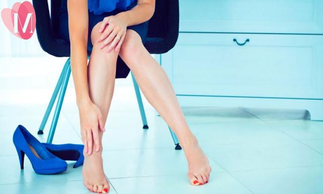 Lấy lại tự tin với gót chân mịn màng