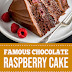Famous Chocolate Raspberry Cake
