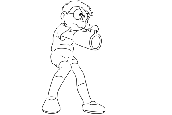 Cara Menggambar Nobita Nobi 9komik
