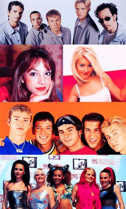 Nostalgic Mashup: Britney Spears, NSYNC, Christina Aguilera, Destiny's Child, Eminem, Spice Girls