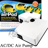 Non Stop Battery Aquarium Air Pump