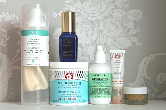My Current Morning & Evening Skincare Routine