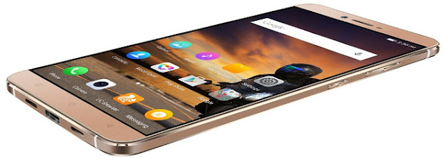 image of Gionee S6 phone
