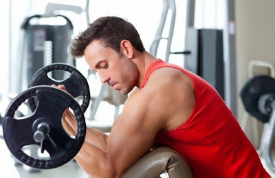 Nam giới muốn tăng cân nhanh hãy tập thể dục