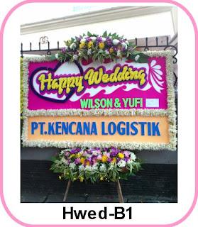 Kirim Bunga Happy Wedding ke Gedung Wanita Patra d168cc4660