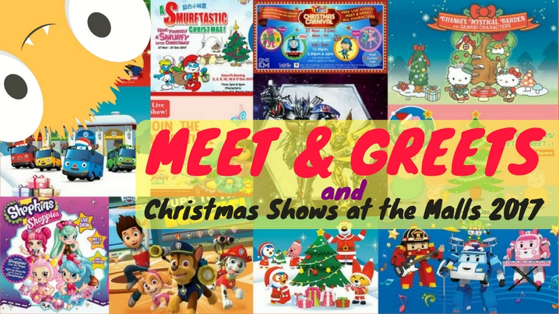 that braving the queues can be worth it if your kids are fans of the cartoon characters especially since they will outgrow the fandom pretty quickly - Christmas Shows For Kids