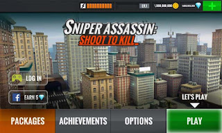 Sniper 3D Assassin Mod Apk v1.14.2 Unlimited Money