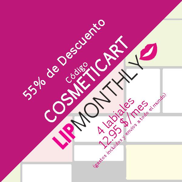 Lip Monthly de Octubre de 2016