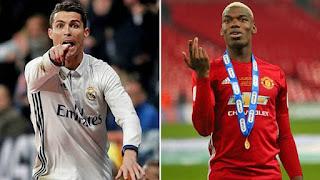 Real Madrid vs Manchester United en Super Copa UEFA 2017