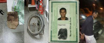 Suspeito de assassinar homem na Ingá é preso em Palhano