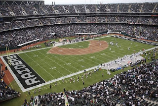Oakland Raiders Luxury Suites