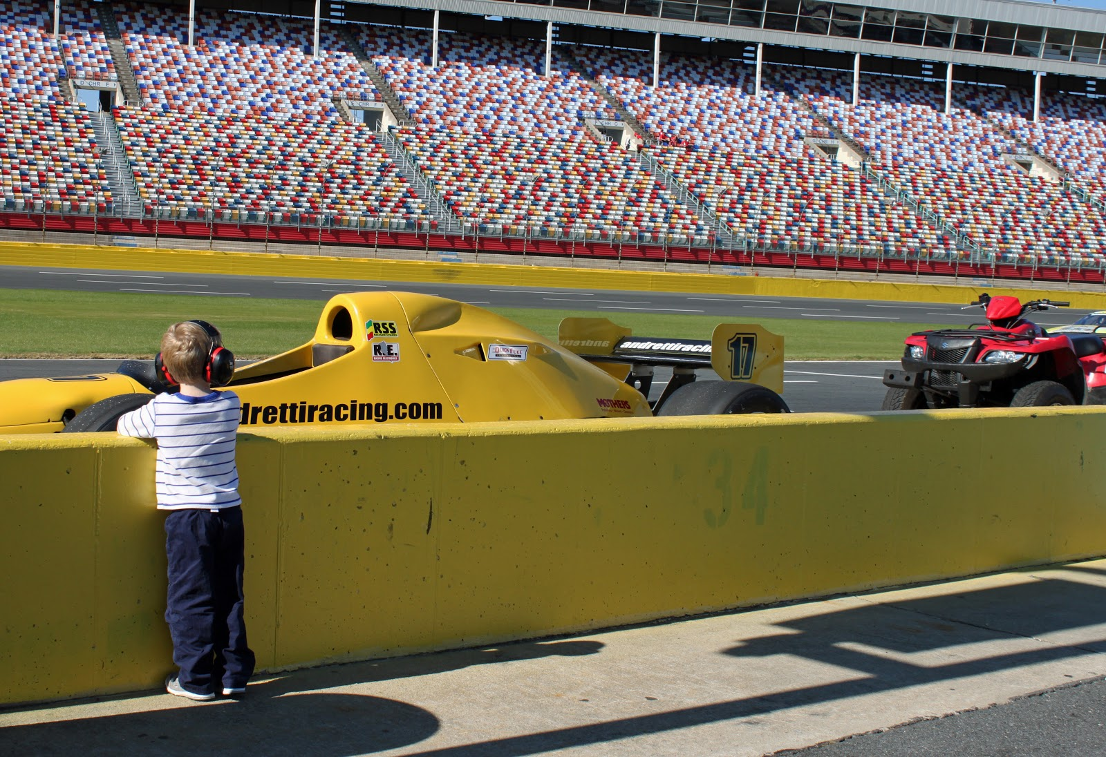 groupon andretti racing experience