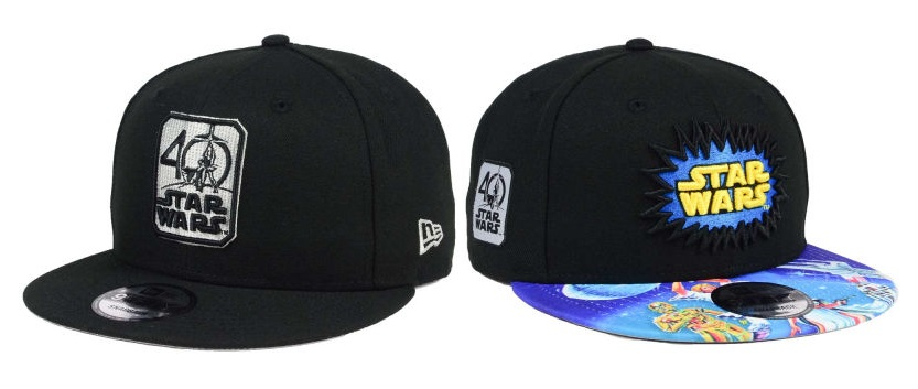 8d6824fd562 The Blot Says...  Star Wars 40th Anniversary Hat Collection by New ...