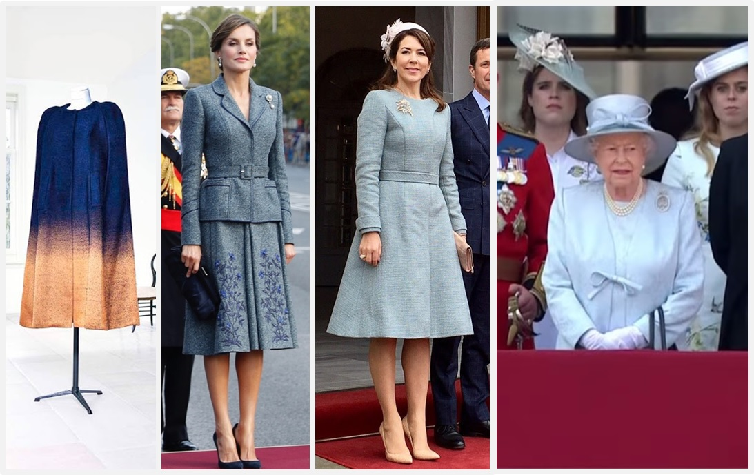 The Royal Order of Sartorial Splendor: 2017