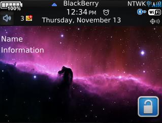 color id para blackberry 8530
