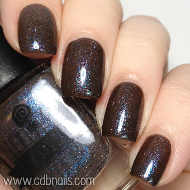 Lollipop Posse Lacquer- The Stranger is Always You