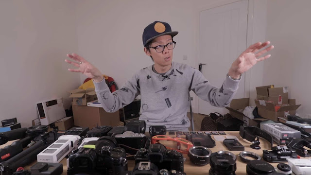 Kaiman Wong's Gear - What I Shoot Vids With