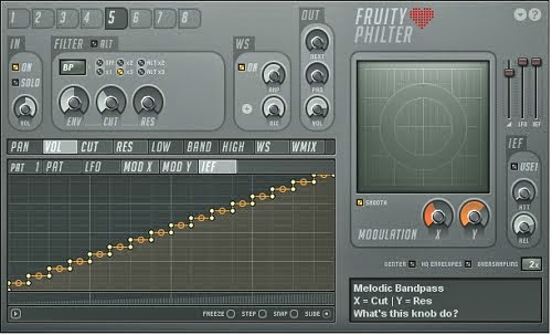 Fl studio plugins List, Generator and Effect