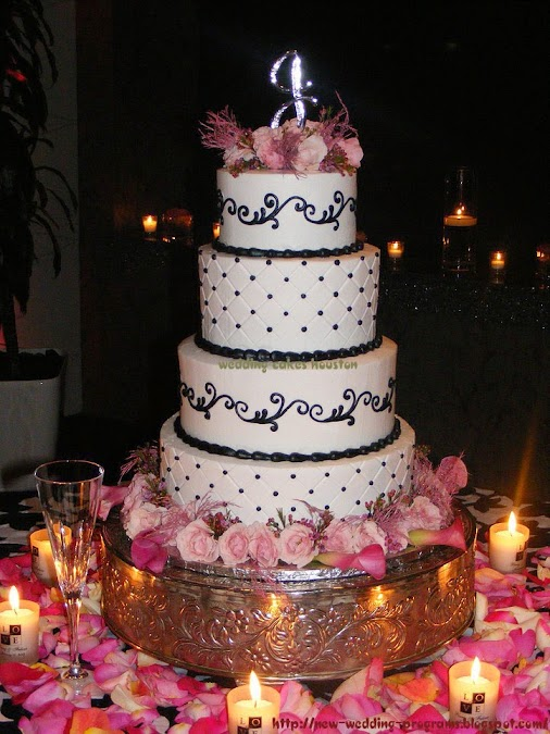 Wedding Cakes Houston
