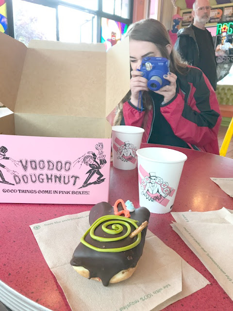 voodoo in portland OR the weirdest doughnut shop ever