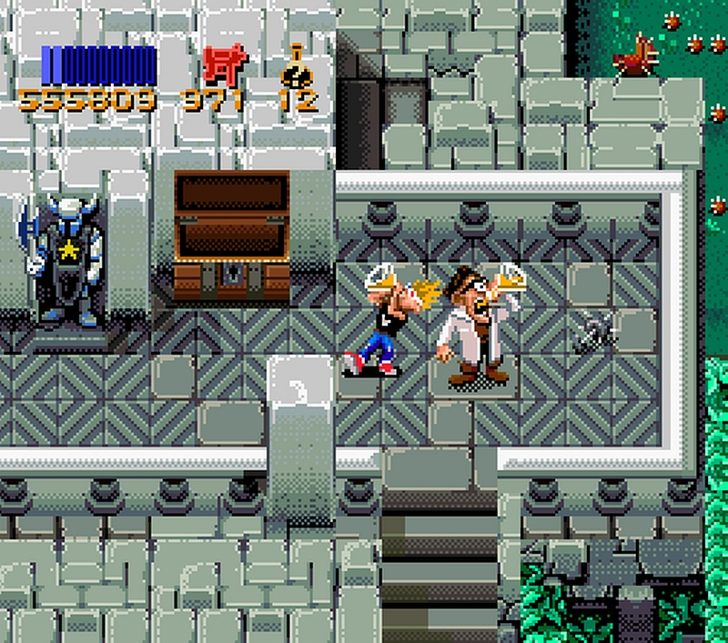 Indie Retro News  SNES It was only just a little while ago that we mentioned a much harder hack of  the great SNES game   Zombies Ate my Neighbors    as well as Zombies Ate my