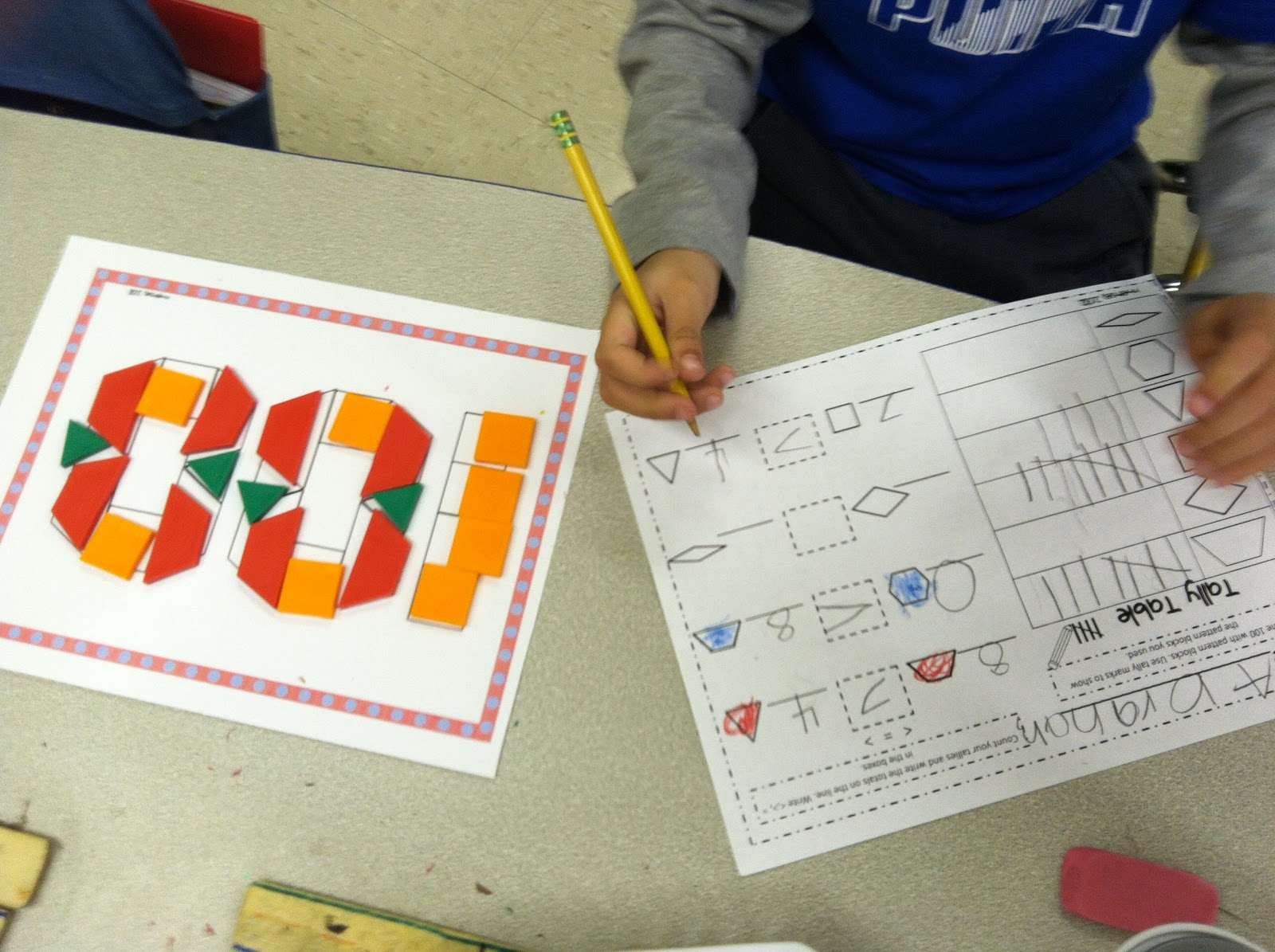 100th Day Math Amp Literacy Centers