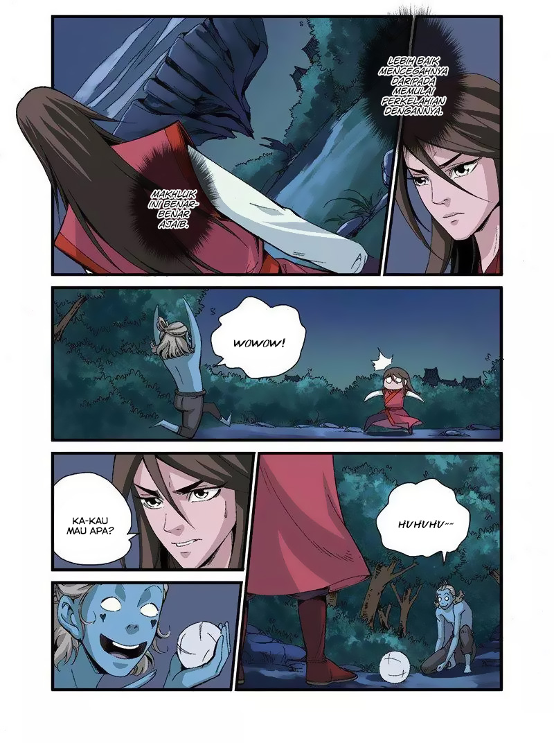 Xian Ni Chapter 39