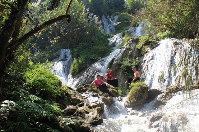 Unique nature experience in a new corner of Moc Chau plateau