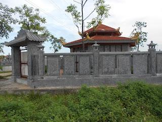 Nét nỗi bật của sản phẩm lăng mộ đá làng Ninh Vân.
