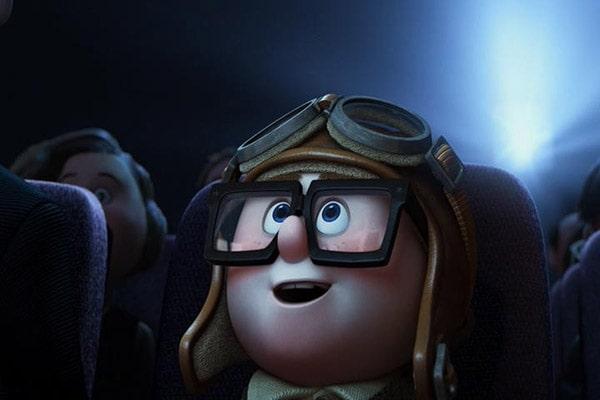 Кадр из фильма Вверх