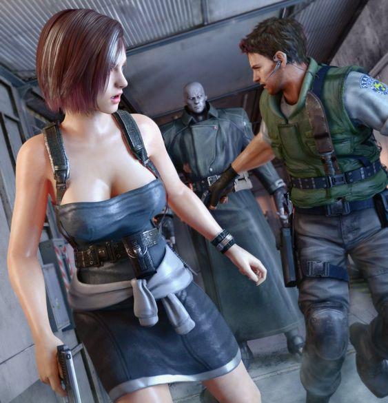 Wallpaper Resident Evil 2