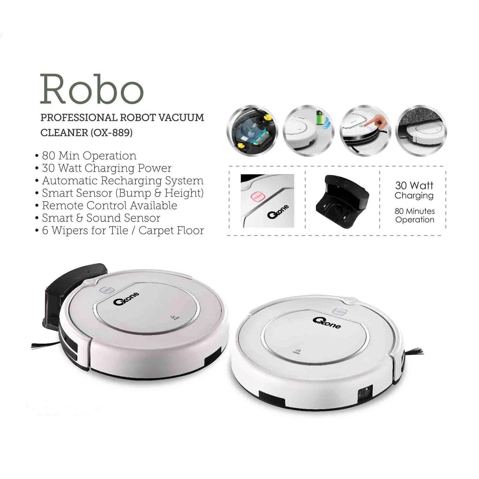 New Professional Robot Vacuum Cleaner Oxone Ox 889 Situs Belanja Online Oxone Dengan Promo Diskon Besar Harga Murah Aman Terpercaya
