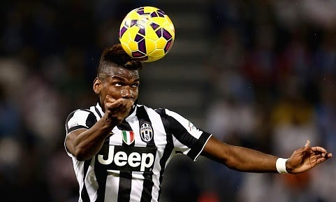 Manchester United offered €80m for Pogba