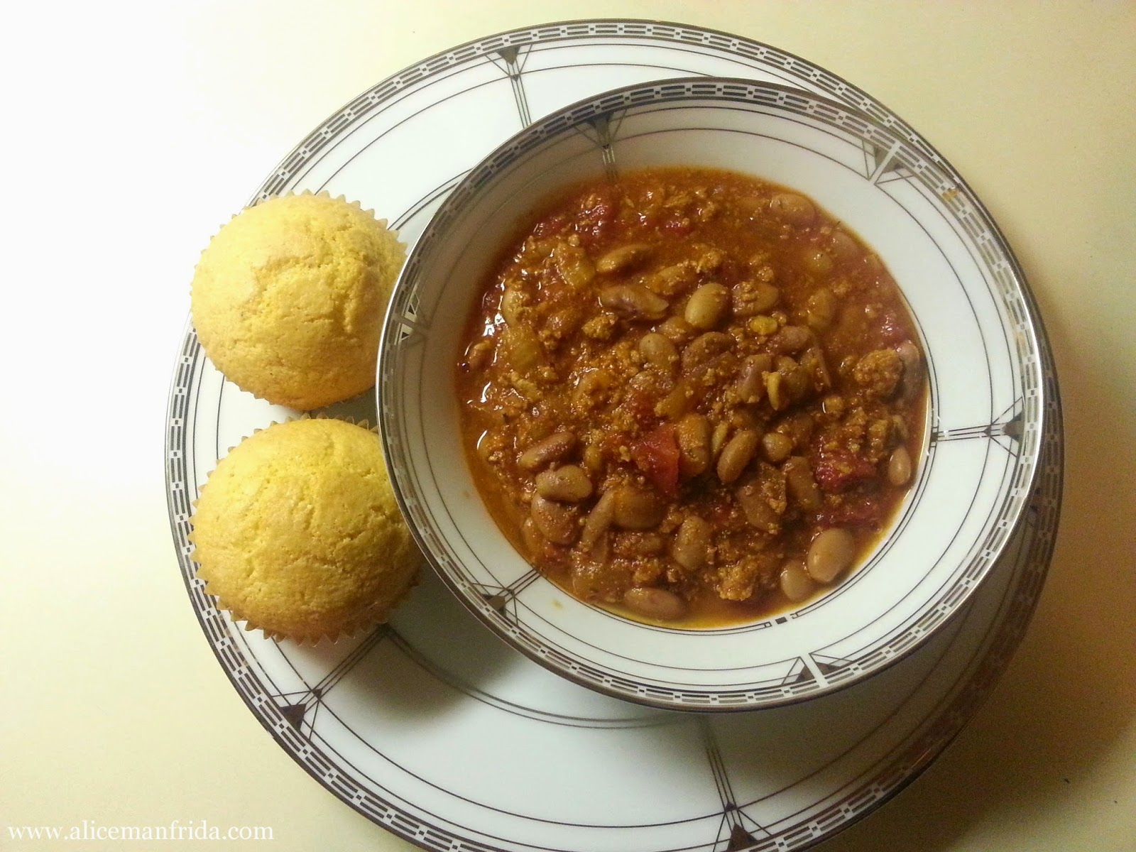 chili, turkey, beans, dinner, one pot meal