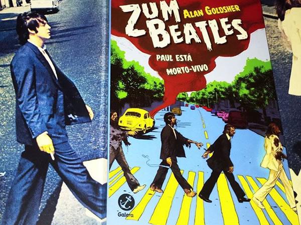 Resenha ZumBeatles - Paul está morto-vivo