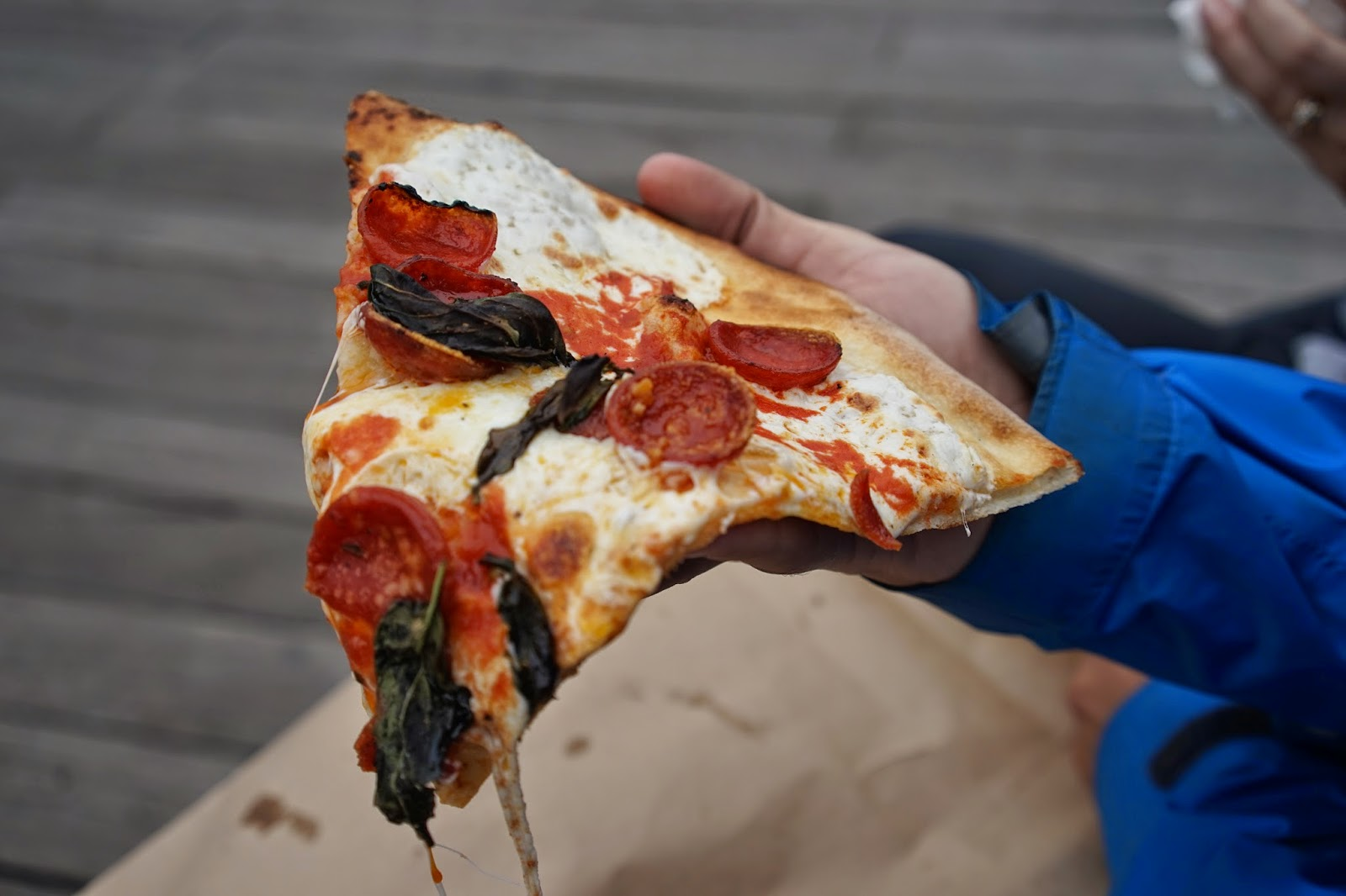 grimaldis pizza