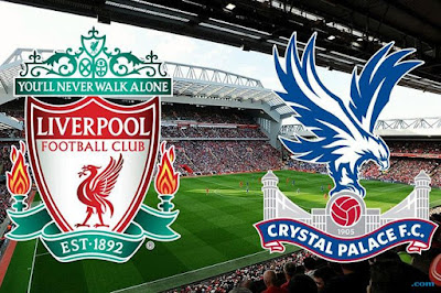 Live Streaming Liverpool vs Crystal Palace EPL 19.1.2019