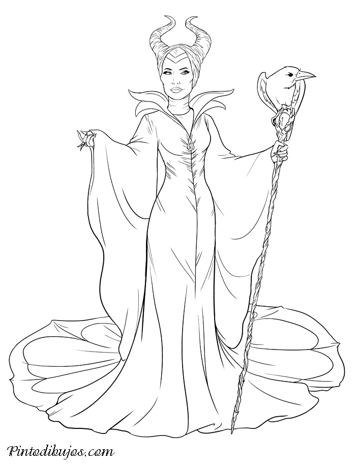 maleficent coloring pages coloring pages coloring pages