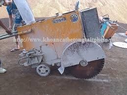 Khoan cắt bê tông tại huyện Châu Thành, Tây Ninh
