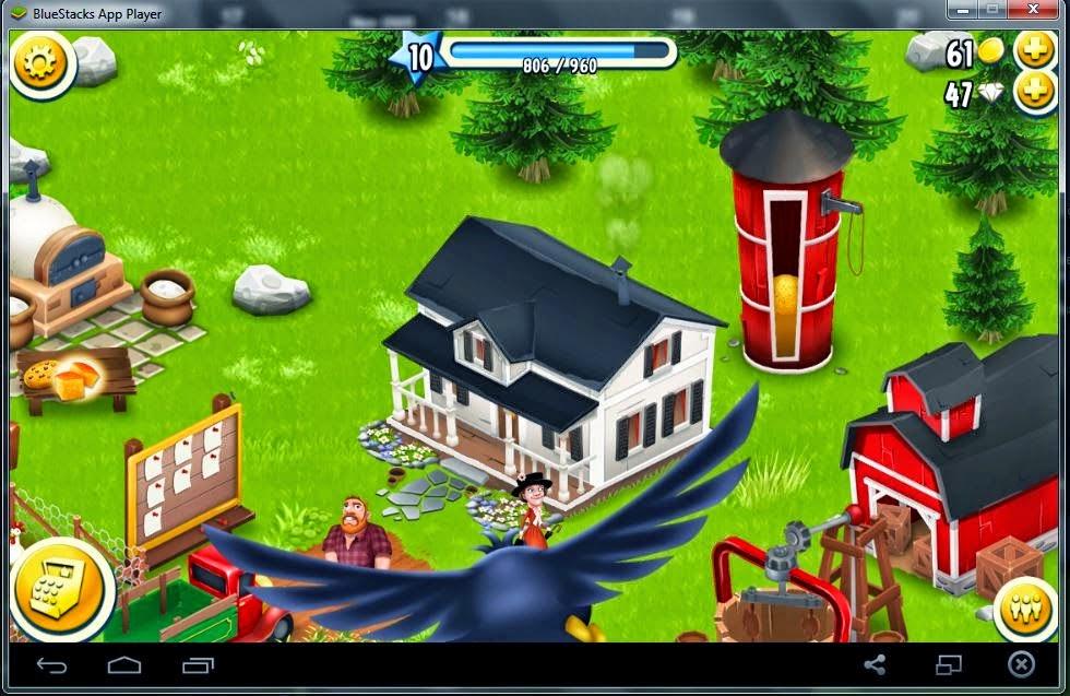 تحميل لعبة hay day للكمبيوتر والاندرويد والايفون برابط مباشر