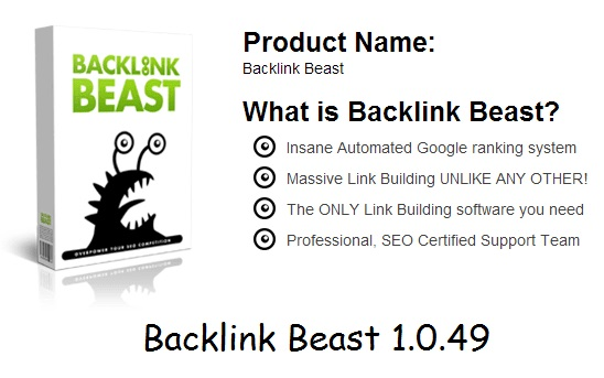 Backlink Beast 1.0.49 Cracked Download