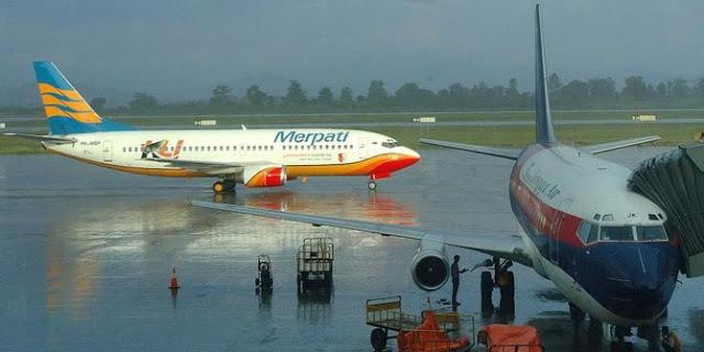5 Fakta Dibalik Merpati Airlines, Kembali Mengudara di 2019 Setelah Ngangkrak 4 Tahun