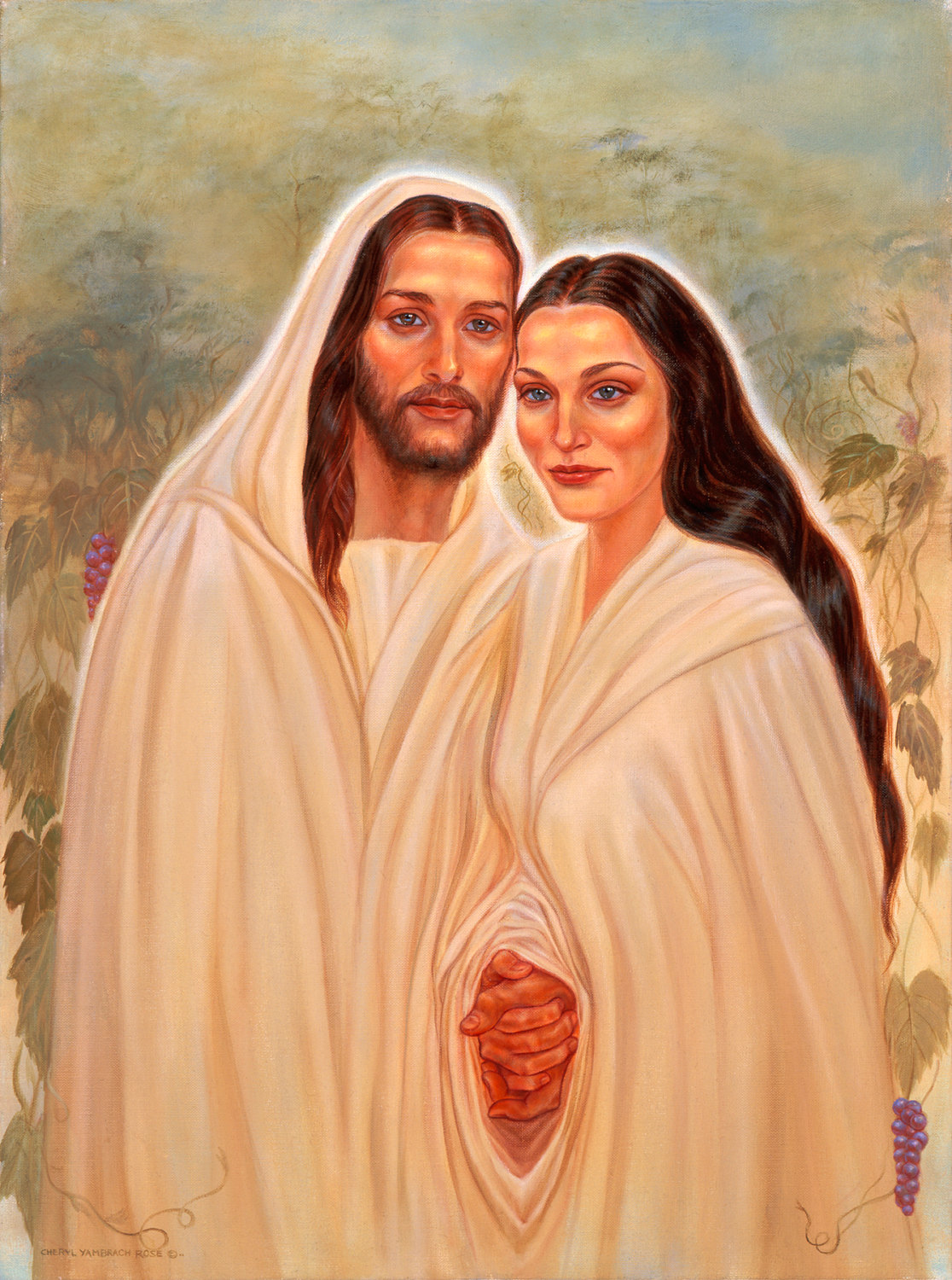 Mary Magdalene and Jesus Affair